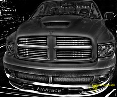 Dodge (Luciano Kupreak) Tags: car pentax dodge hdr luciano kupresak