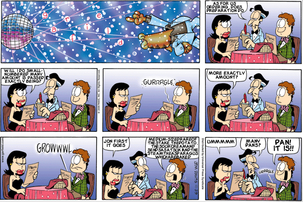 Garfield: Lost in Translation, November 29, 2009