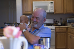 Logan and Grandpa