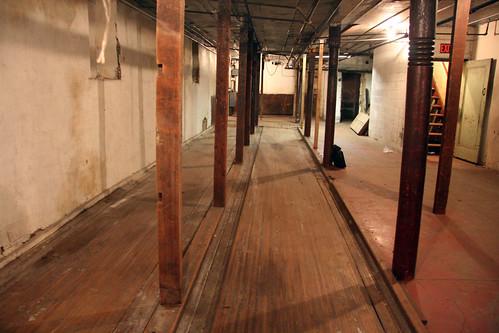 Stumbling On A Prohibition Era Bowling Alley Speak Easy