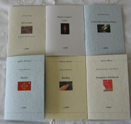 Gattili. Piccoli libri di poesia