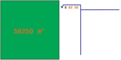 Radice quadrata 1