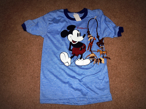 BX: mickey and necklace