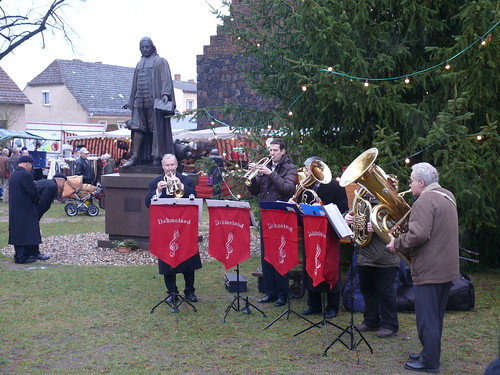 Turmbläser des Dahmeland-Orchesters