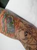 Tatuagem Space Pinup tattoo WIP www.micaeltattoo.com.br micaeltattoo.wordpress.com/ micaeltattoo.daportfolio.com