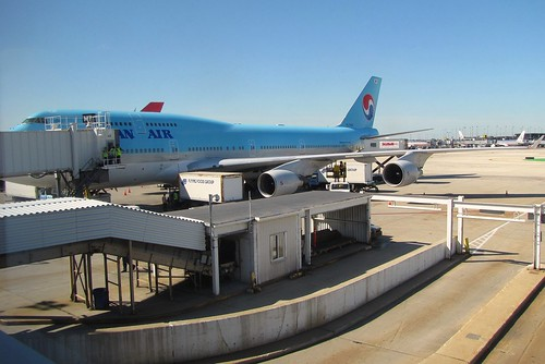 Travel call/Korean air