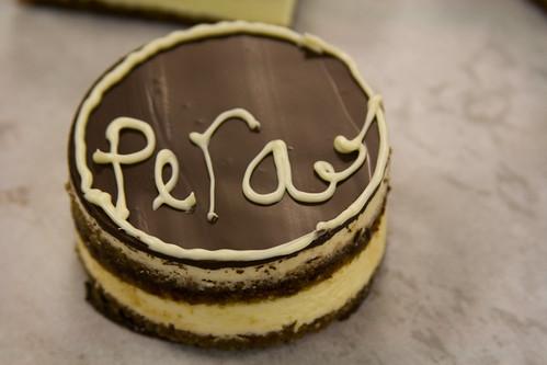 Opera Cake Layers