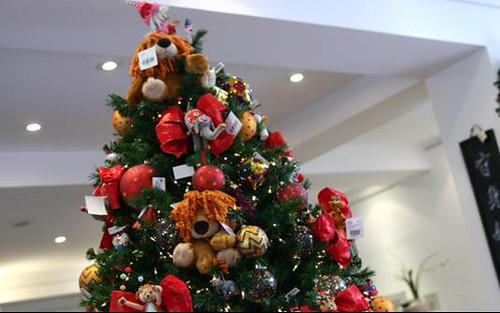 arvore de natal - decoração
