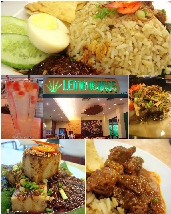 alamanda Lemongrass Cafe