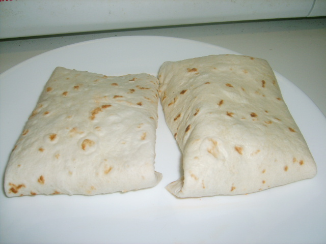 Black Bean and Corn Burritos5