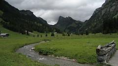 Grnbach ( Bergbach - Bach - Creek ) im Justistal mit den sieben Hengsten in den Alpen - Alps im Berner Oberland im Kanton Bern in der Schweiz (chrchr_75) Tags: mountains alps creek schweiz switzerland suisse swiss berge bach bern alpen christoph svizzera berne berna suissa 0707 kanton chrigu kantonbern bergbach brn chrchr hurni chrchr75 chriguhurni