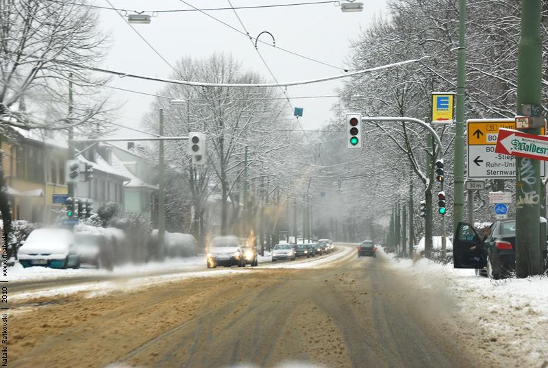 Winter 2010, Bochum