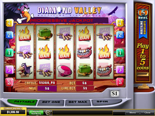 Diamond Valley slot game online review