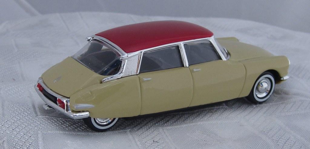 1956 Citroen DS 19 Goddess rear right