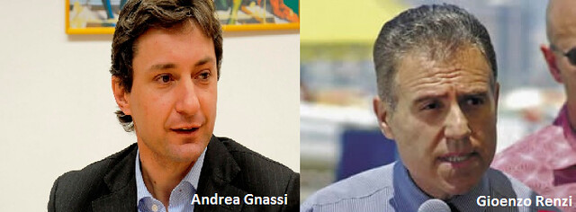 Elezioni comunali Rimini: in primo piano Andrea Gnassi e Gioenzo Renzi
