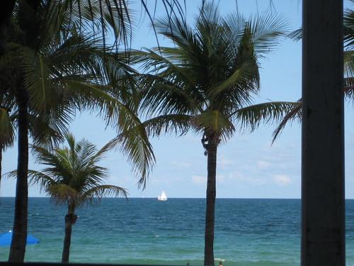 Florida beach Fort Lauderdale