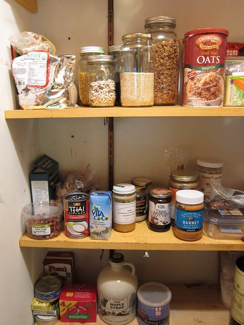 The Leftover Queen's Pantry