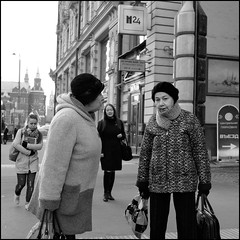 *** (dmitry_ryzhkov) Tags: life street city ladies people urban blackandwhite bw woman public face walking photography shot photos russia moscow candid sony picture documentary pedestrian social scene stranger streetphoto persons moment russian society citizen dmitry kto ryzhkov slta77 dmitryryzhkov dmitryryzhkovcom