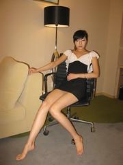 2011年4月30日唯美性感内衣私房摄影活动 (zikay's photography(no PS)) Tags: sexy girl hotel model 走光 露底 张静妍