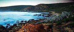 Dunsborough Sunset (|neurosis|) Tags: longexposure travel sunset canon westernaustralia dunsborough 1022 40d
