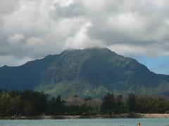 (ravengirl1220) Tags: hawaii oahu kayaking 2008 mokuluaislands flatisland koolaumountainrange