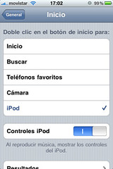 En el iPhone