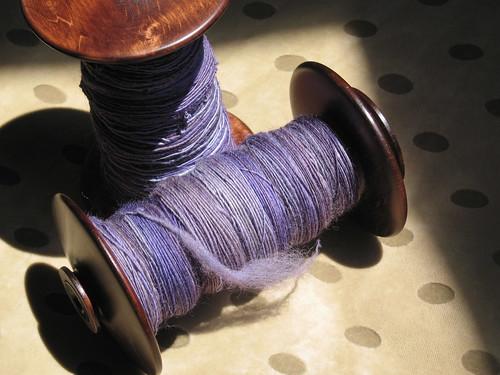 SCF Irises Shetland Top