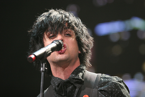 Green Day bt Steven Friederich posted by