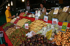 New Fruits (annaebarker) Tags: fruit mai thailandthai foodthai fruitchiang marketmangoeslycheetropical