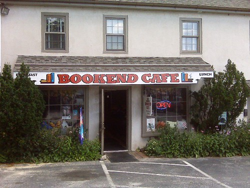 Bookend cafe