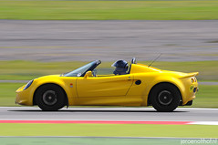 Lotus Elise S1 (Jeroenolthof.nl) Tags: track lotus elise 14 july elite tt s1 juli circuit 2009 gp assen trackday 14072009 1472009