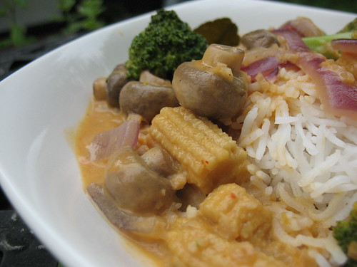 Easy Thai Curry