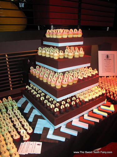 Disney's G-Force Premiere--Sweet Tooth Fairy cupcakes