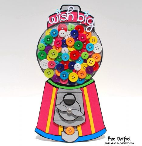 Finalist 1: Rae Barthel's Wish Big Card