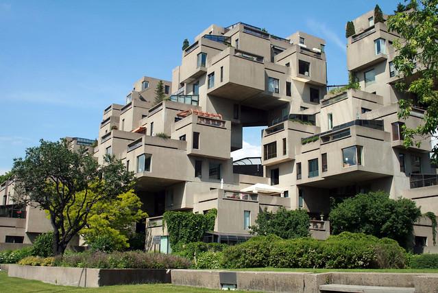 Habitat 67 - Montreal - Expo 67