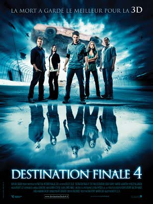Final Destination 4 French Poster by philippe1978.