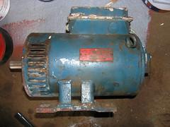 Generator assembled
