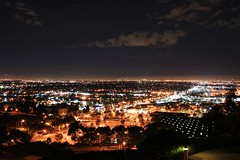 Skyline Drive (mrkyboy) Tags: city skyline night drive view shot mark hill sigal suasin