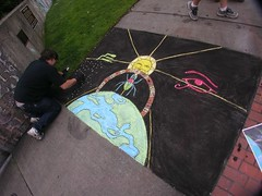 Thorax O'Tool Hippie Art