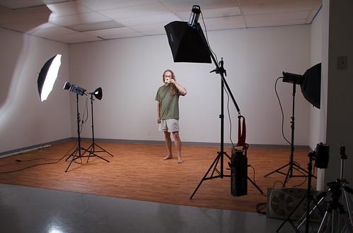 photography studio setup. Studio Setup