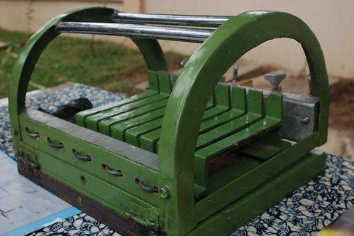 A soap cutter