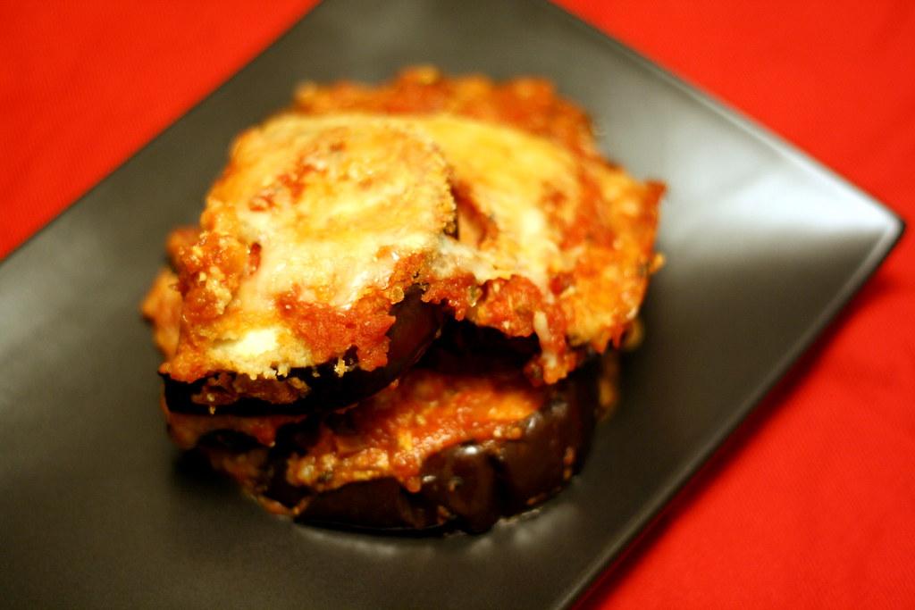 6 Bittersweets: Amazing Baked Eggplant Parmigiana