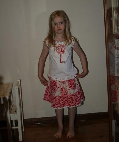 Hertta skirt 1
