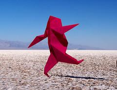 Human figure (Jun Maekawa) (Danielle Verbeeten) Tags: origami humanfigure maekawa junmaekawa