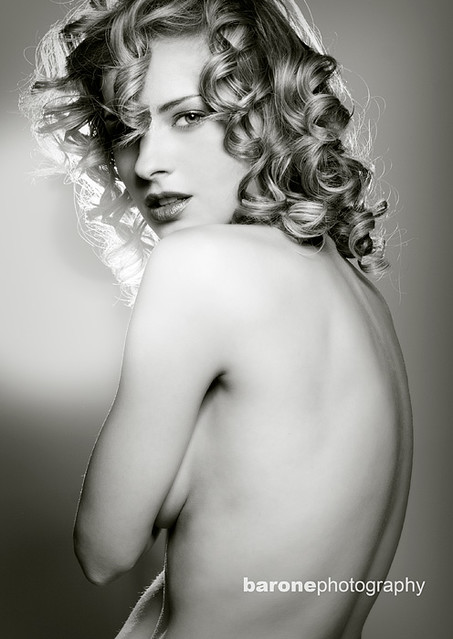 beauty photo - Monika #2 by John Barone