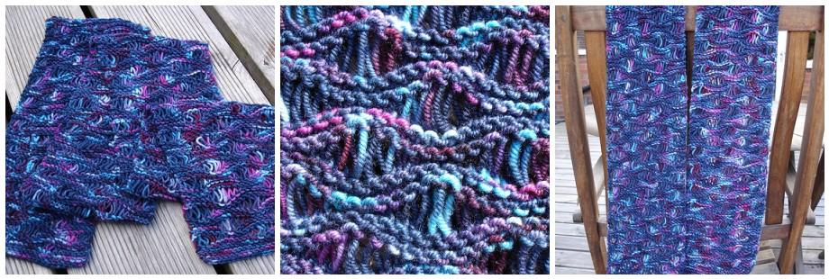 Catherine's scarf