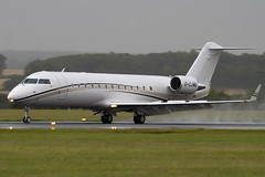 G-CJMB - Corporate Jet Management - Canadair CL-600-2B19 Challenger 850 (CL600) - Luton - 090724 - Steven Gray - IMG_8367