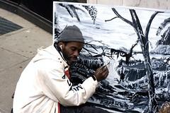 (Bravo213) Tags: street portrait art artist candid streetartist cy challengeyouwinner cywinner herowinner