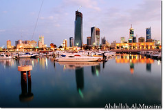 Kuwait city (A.al-Muzaini) Tags: city am flickr kuwait q8 abdullah mywinners almuzaini