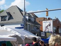Elmwood Avenue Festival of the Arts, 2009 (Guenther Lutz) Tags: buffalo newyorkstate eriecounty wny upstatenewyork usa northamerica northeast elmwoodavenue festivalofthearts breckenridgeelmwood kodak z1275 august 2009 summer impact streetsigns